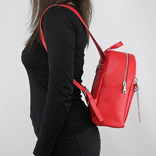 Zaino Love Moschino Rosso Jc4301pp05ko0500