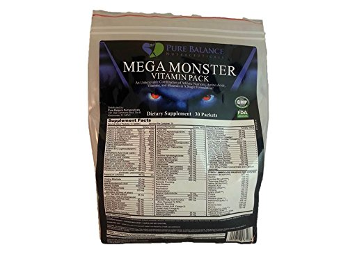 Pure Balance Mega Monster Pack