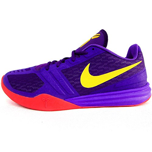 wholesale dealer adacf db319 NIKE KB Mentality Kobe Bryant Men s Basketball Shoes 704942-500 PURPLE (USM  9) - Buy Online in Oman.   Apparel Products in Oman - See Prices, Reviews  and ...