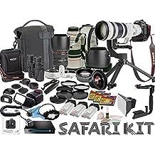 Canon EOS-1D X Mark II DSLR Camera Safari Bundle