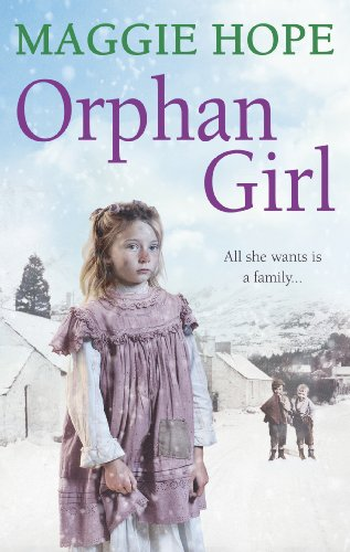 Orphan Girl by [Hope, Maggie]