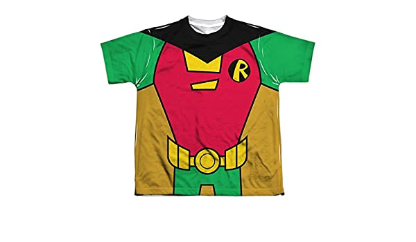 Youth DC-Superhero Issues Kids T-Shirt Size YS