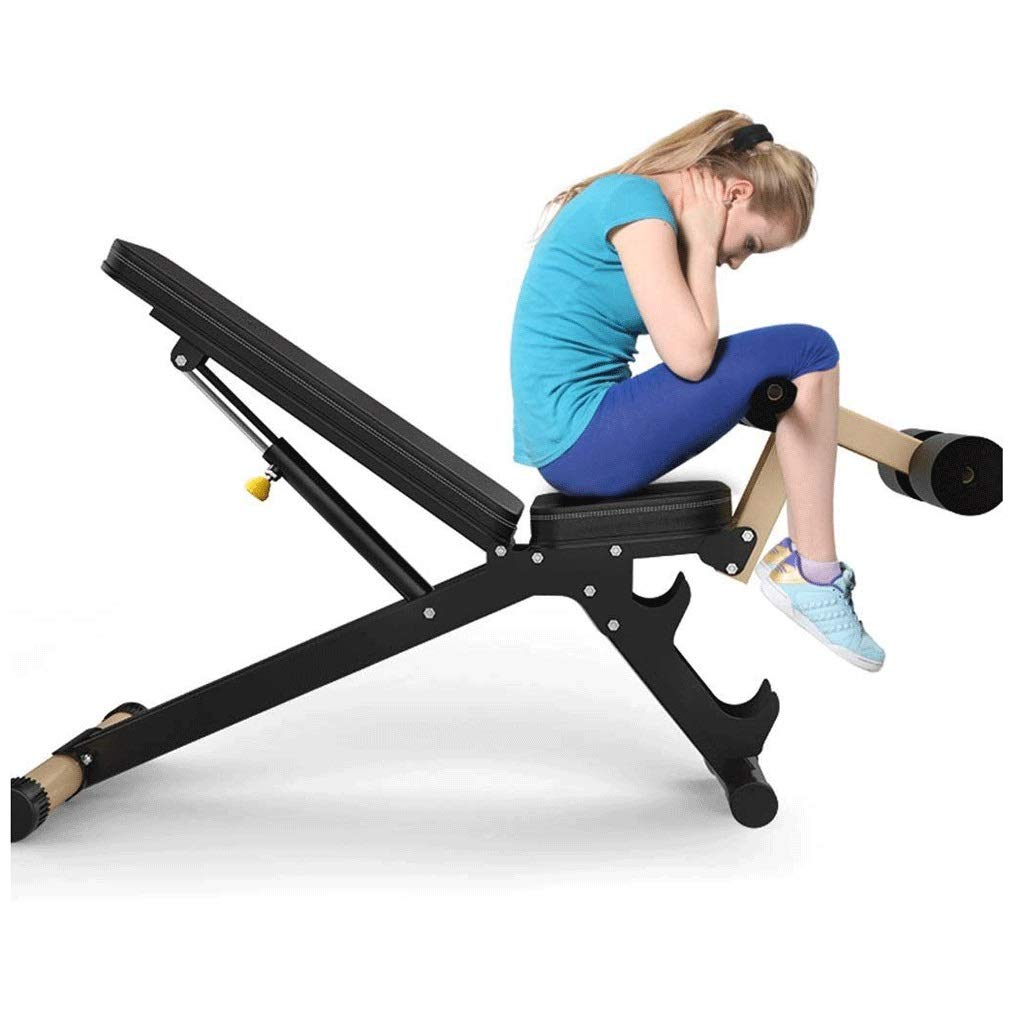 SPTAIR Sit-up Board Inclined Inclined Bench for Sitting Folding Folding Table Adjustable Table Fitness Equipment by SPTAIR
