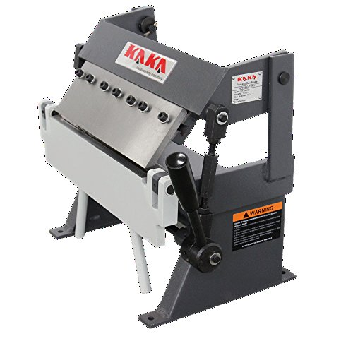 Construction Sheet Metal : Kaka industrial inch box and pan brake solid
