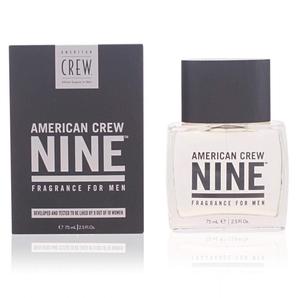 American Crew Classic Nine Fragrance Spray for Men, 2.5 Fluid Ounce