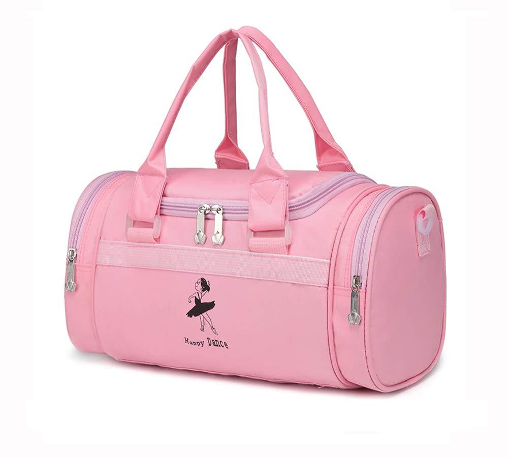 2019人気新作 小さなダンスのガールズスモールダッフルバッグジムバッグの女性 B07MXYR8TM Pink B07MXYR8TM new Pink Pink Pink new, 塩沢町:3fec95d1 --- ballyshannonshow.com