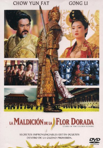LA MALDICION DE LA FLOR DORADA (CURSE OF THE GOLDEN FLOWER)