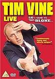 Tim Vine - Live - So I Said To This Bloke