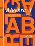 Saxon Algebra 1: Homeschool Kit Third Edition