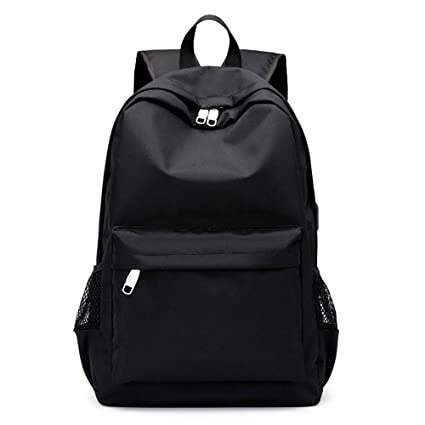 16ad01b5e931 Image Unavailable. Image not available for. Color  Stylish Smart Backpack - USB  Phone Charging Laptop ...