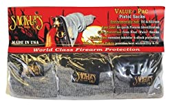 Sack Ups Value-Pac Pistol Sack-Ups 5 Per Pack Camouflage 207SA Review
