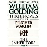 William Golding Three Novels: Includes Pincher Martin, Free Fall, the Inheritors
