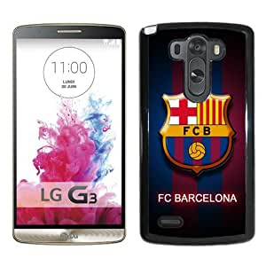 Unique And Durable Custom Designed Case For LG G3 With Barcelona 11 Black Phone Case