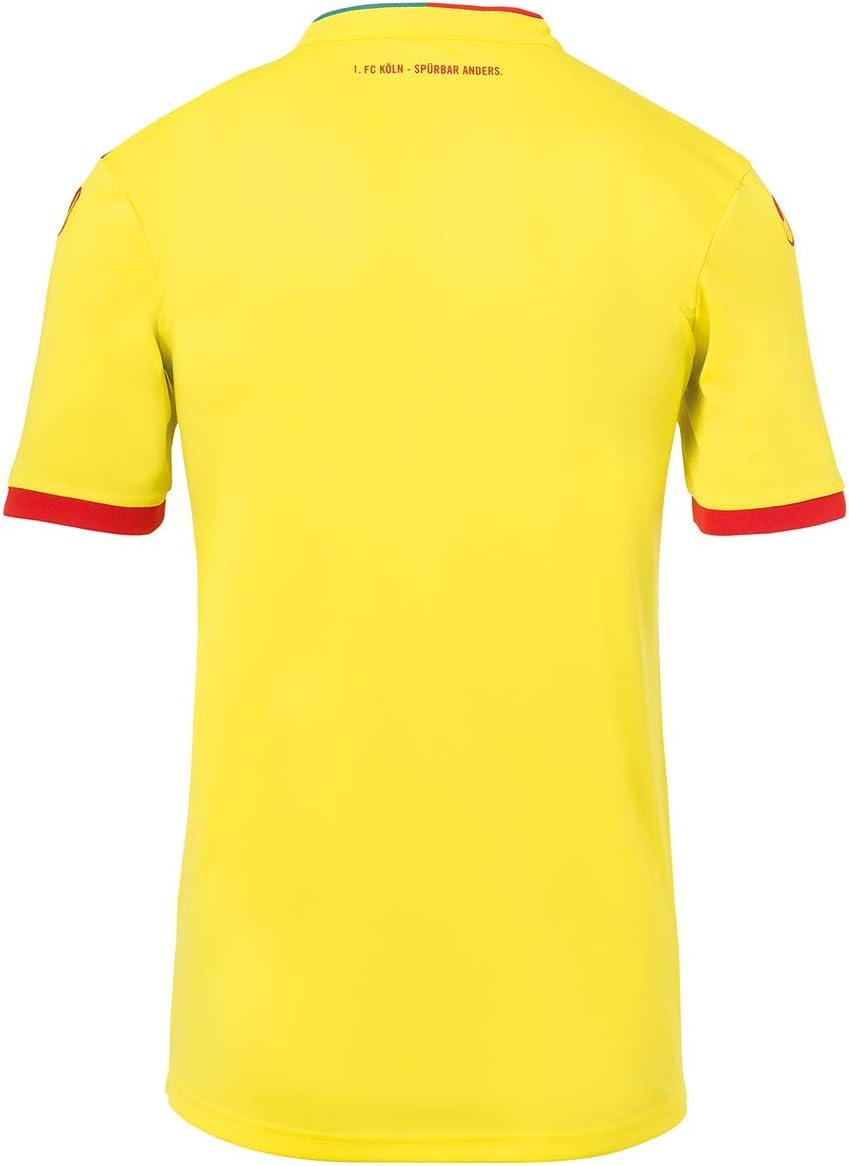 uhlsport 1 FC K/öln Trikot 3rd 2020//2021 Gelb