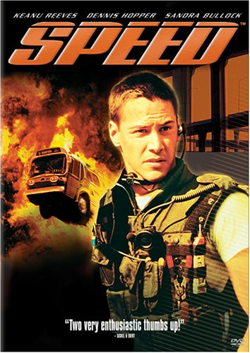 DVD : Speed (Repackaged, Digital Theater System, AC-3, Dolby, Widescreen)