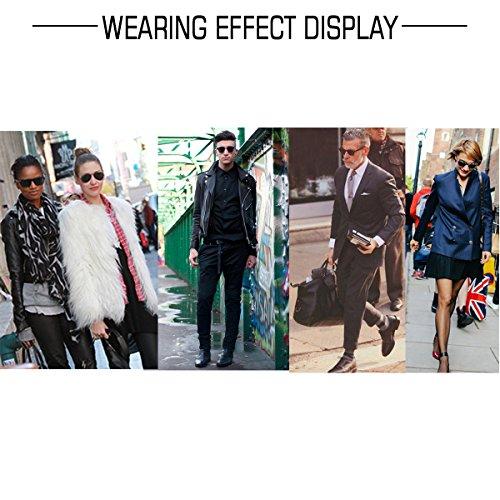retro WP1003 polarizadas Gafas de sol Pink sol de wearPro vintage Gafas yPqZw8w7g