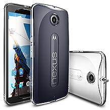 Ringke Skin for Google Nexus 6 - Retail Packaging - Crystal View