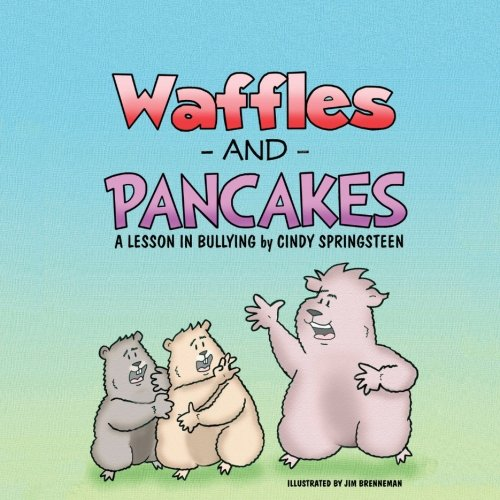 Waffles Pancakes Bullying Cindy Springsteen product image
