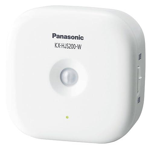 Panasonic ホームネットワークシステム 人感センサー KX-HJS200-W