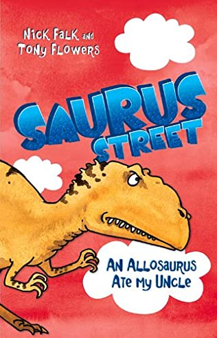 book cover of An Allosaurus Ate My Uncle