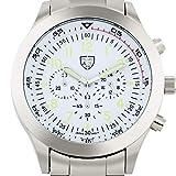 Picard & Cie Empire Chronograph Men's Watch Intricate Dial Design
