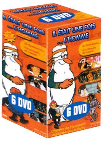 - Il était une fois... L'Homme : L'Intégrale - Coffret 6 DVD