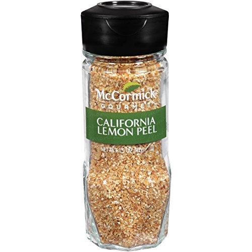 McCormick Gourmet Lemon Peel 1 5