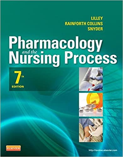 Pharmacology and the nursing process e book lilley pharmacology pharmacology and the nursing process e book lilley pharmacology and the nursing process kindle edition by linda lane lilley shelly rainforth collins fandeluxe Gallery