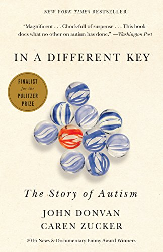 Book Review In Different Key Story Of >> In A Different Key The Story Of Autism Ebook John Donvan Caren