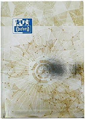 Amazon.com : Oxford 100735619 Metal 2018-2019 Daily School ...