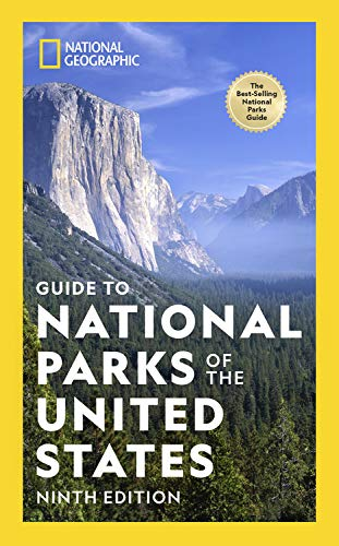 Book Cover: National Geographic Guide to National Parks of the United States