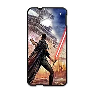 Happy Star Wars Phone Case for HTC One M7 case
