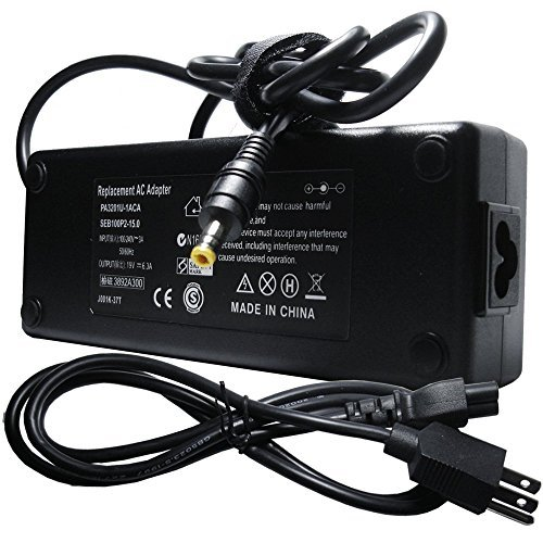 Laptop Ac Adapter Charger Power Cord Supply for HP Pavilion ZD7000 ZD7020US ZD7160US ZD7167EA ZD7900 ZX500 ZX5000 ZV5000 ZV5000 ZV5160EA ZV5160US