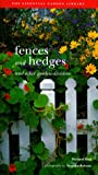 Fences and Hedges and Other Garden Dividers, Richard Bird, 155670836X