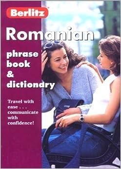 Romanian Phrase Book (Berlitz Phrasebooks)