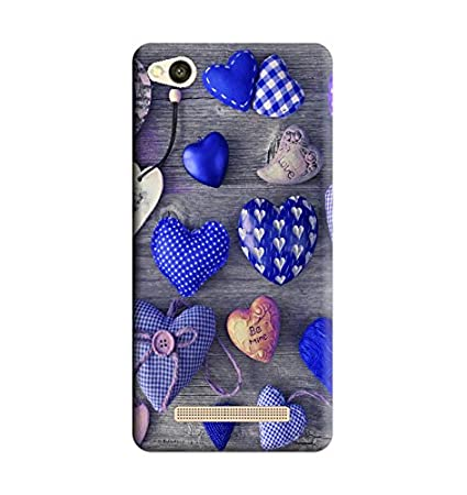 low priced 77f51 f9d8d Redmi 4A Cover, Xiaomi Redmi 4A Covers, Back Cover: Amazon.in ...