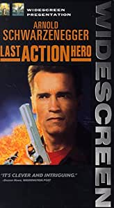 The Last Action Hero [VHS]