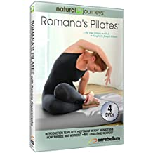 Romana's Pilates - 4 Volume Gift Set