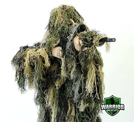 b69ecddc9e8da Amazon.com   Arcturus Warrior Ghillie Suit - Jacket