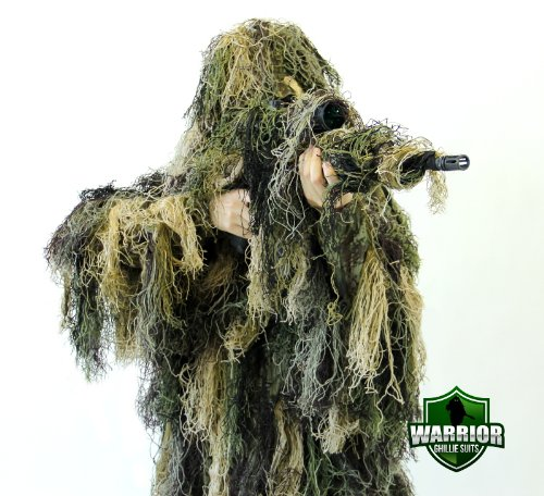 Arcturus Warrior Ghillie Suit (Woodland, M/L) ()