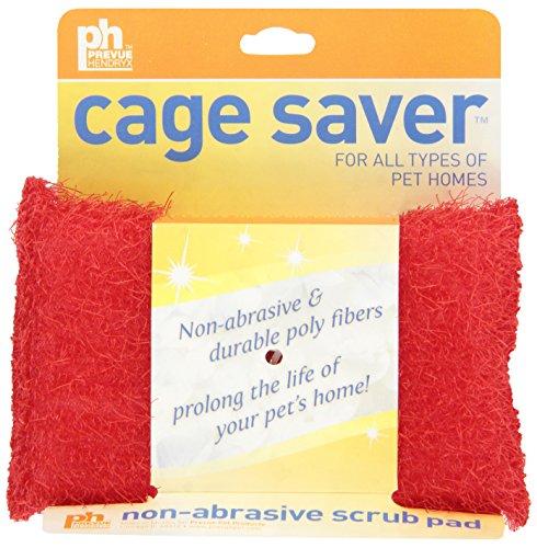 Prevue-Hendryx-Cage-Saver-Scrub-Pad