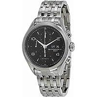Baume et Mercier Clifton Chronograph Men's Watch (Black)