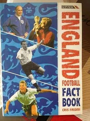 book cover of The England Football Fact Book