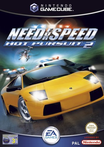 Need for Speed: Hot Pursuit [GameCube] (Gamecube Need For Speed Games)