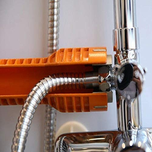 DDbrand Faucet Sink Installer Water Pipe Wrench Tool for Plumbers Homeowners