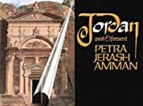 Front cover for the book Jordan: Past and Present: Petra, Jerash, Amman by E. Borgia
