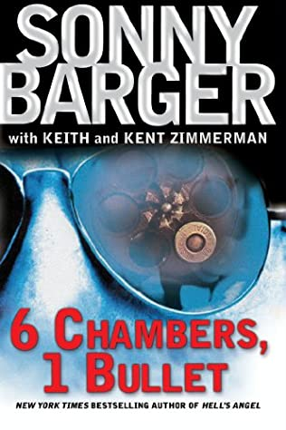 book cover of 6 Chambers, 1 Bullet