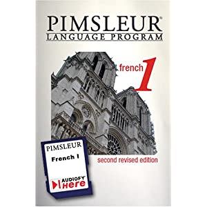 Pimsleur Japanese I, II and III (Comprehensive) with Audiofy USB Reader (Audiofy Digital Audiobook Chips) (2005)