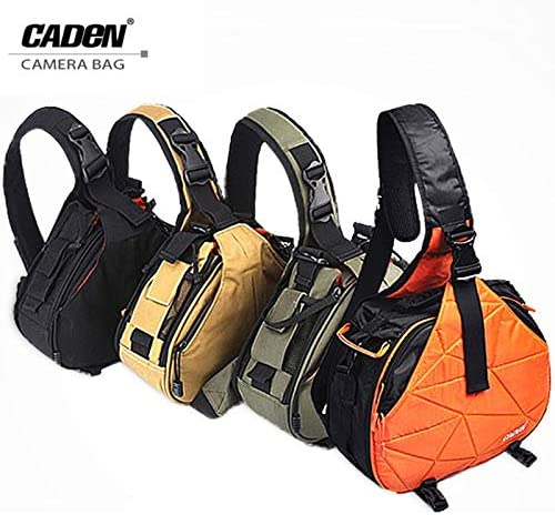 1 PCs Camera//Video Bags by Jhin Stella K1 DSLR Camera Bag Shoulder Waterproof Travel Handbags Triangle Sling Bag for Sony Nikon Canon Camera /& Photo Accessories