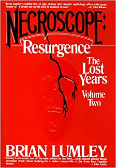 Necroscope: Resurgence (Lost Years)